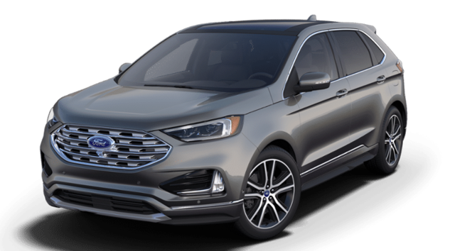New 2019 Ford Edge Titanium SUV for sale near you in Lakewood, CO
